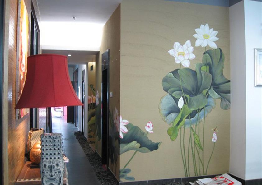 彩绘墙体报价