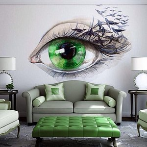 不同墙绘风格的特点