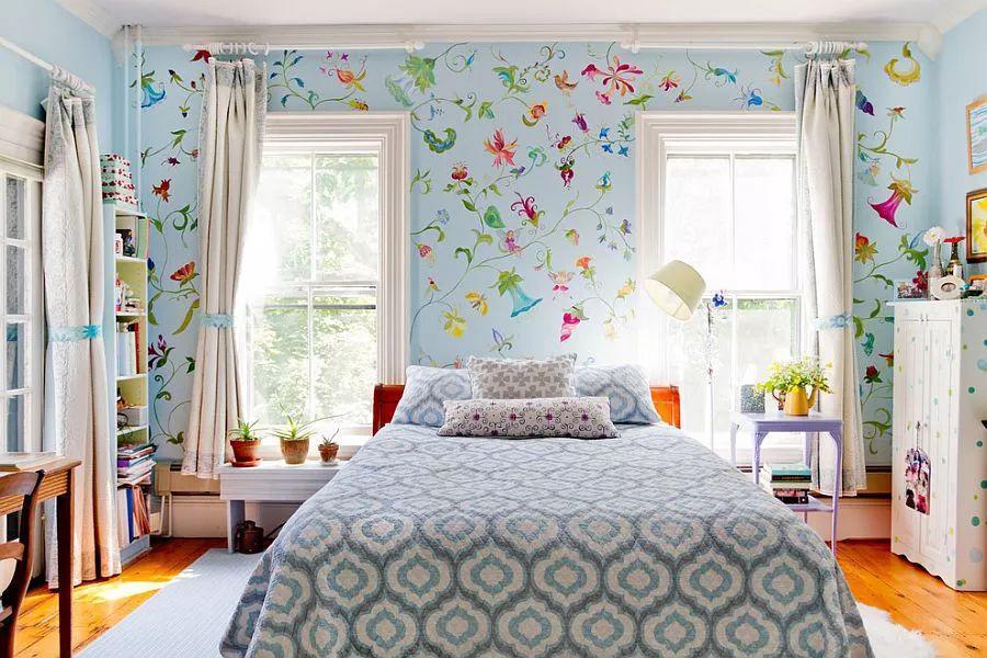 墙体彩绘的魅力你知多少?