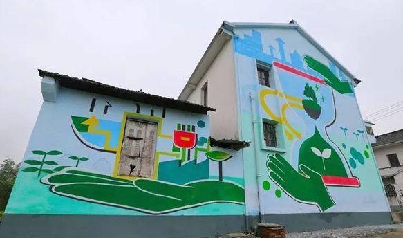 墙体彩绘机都可以应用的行业