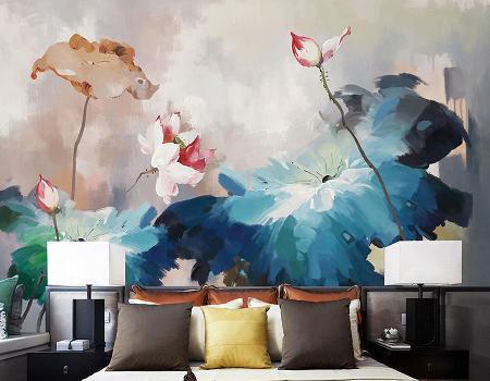 墙绘,壁画的由来