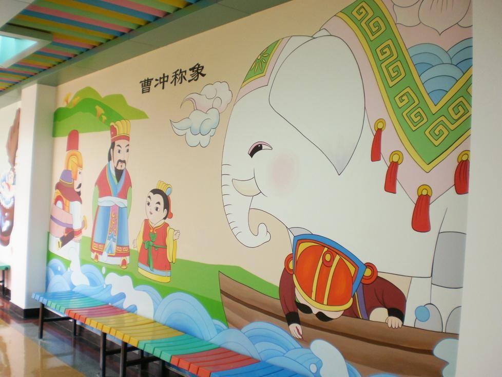 创艺墙体彩绘