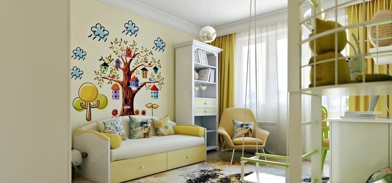 墙绘在现代室内装饰设计中的价值
