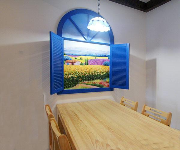 墙绘对作为现代壁画最主要的展示舞台