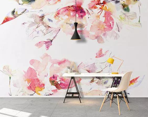 装修选择墙绘的理由